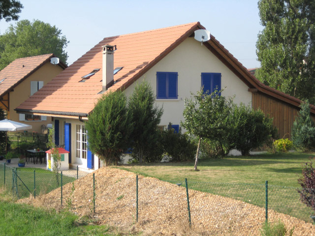 Peney-le-Jorat Detached House 5.5 Rooms