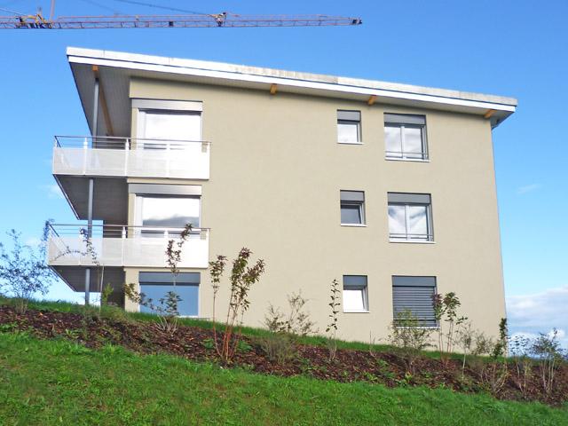 Appartement 1774 montagny la ville vente tissot immobilier for Achat maison suisse romande