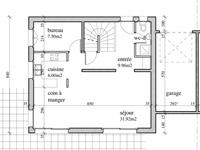 Bien immobilier - Cugy - Villa jumelle 5.5 pièces