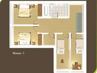 Les Agettes 1992 VS - Villa jumelle 6.5 pièces - TissoT Immobilier