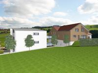 Bien immobilier - Siviriez - Appartement 2.5 pièces