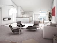 Bien immobilier - Corbières - Appartement 4 pièces