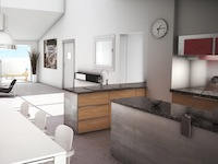 Corbières TissoT Immobilier : Appartement 4 pièces