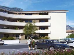 SAXON - appartement - RESIDENCE LES ADONIS - promotion