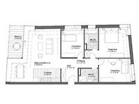 Lausanne TissoT Immobilier : Appartement 4.5 pièces