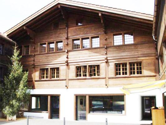 OBERLAND - CHALET ZUM HIRSCHEN Tissot Real estate