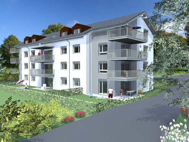 Appartement 1470 estavayer le lac vente tissot immobilier for Achat maison suisse romande