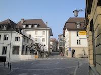 Bien immobilier - Estavayer-le-Lac - Appartement 2.5 pièces