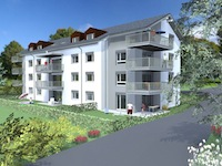 Estavayer-le-Lac -             Flat 4.5 Rooms
