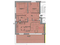 Bien immobilier - Cheseaux-sur-Lausanne - Appartement 3 pièces