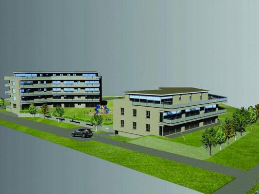 Mont d 39 or tissot immobilier yverdon les bains projet for Construction immobiliere