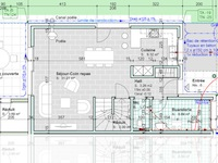 Bien immobilier - Gletterens - Villa jumelle 4.5 pièces