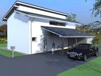 Gletterens -             Einfamilienhaus 4.5 Zimmer