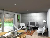 Agence immobilière Gletterens - TissoT Immobilier : Villa individuelle 4.5 pièces