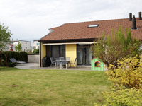 Bulle -             Semi-detached house 5.5 Rooms