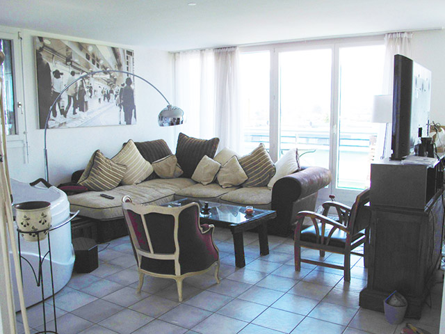 Meyrin - Duplex 5.5 Rooms - Sell buy TissoT real estate