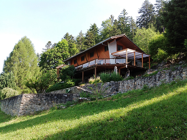 Dorénaz - Chalet s : 6 pièces + 3.5 Rooms - Sell buy TissoT real estate