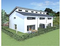 Estavayer-le-Lac -             Reihen-Mittelhaus 4.5 Zimmer