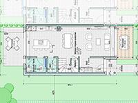 Bien immobilier - Estavayer-le-Lac - Villa contiguë 4.5 pièces