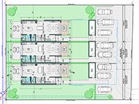 Estavayer-le-Lac TissoT Immobilier : Villa contiguë 4.5 pièces