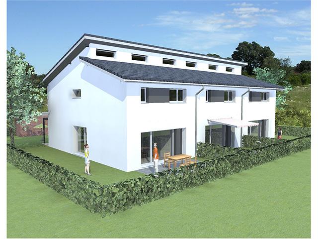 Estavayer-le-Lac Reihen-Mittelhaus 4.5 Zimmer