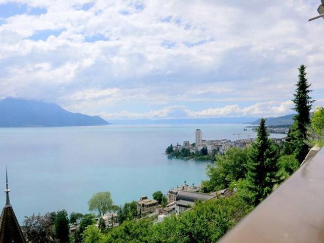 Montreux Flat 4.5 Rooms