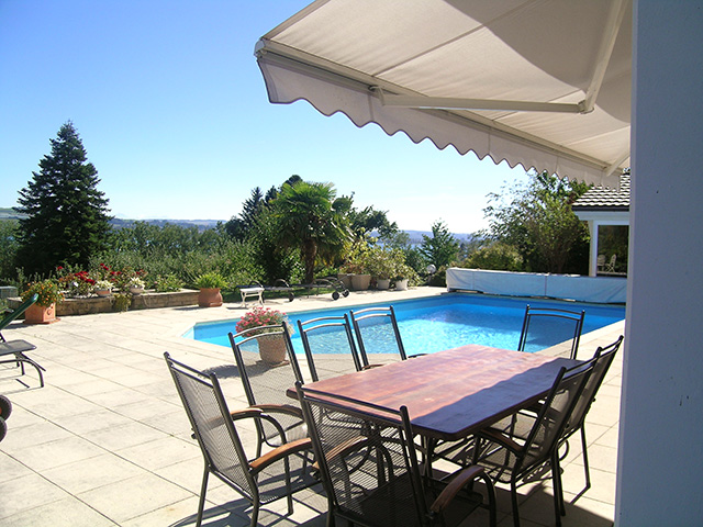 Grandson - Villa individuelle 7.5 Rooms - Sell buy TissoT real estate