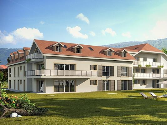GRANDSON - RESIDENCE DE CHAMPAGNE Tissot Real estate