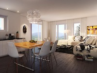 CHAMPAGNE - Appartement - RESIDENCE DE CHAMPAGNE - promotion
