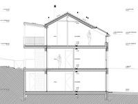 Bien immobilier - Echallens - Appartement 5.5 pièces