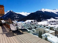 Chalet 10.0 Locali Davos