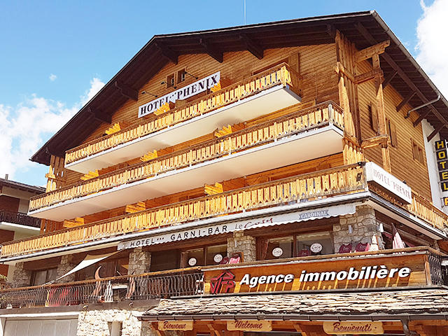 Verbier Chalet 15 Rooms