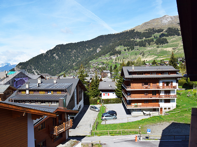 Verbier Chalet - Rooms