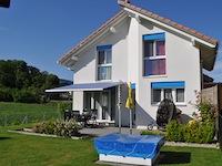 Valeyres-sous-Rances -             Doppeleinfamilienhaus 7.5 Zimmer