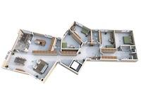 Männedorf TissoT Immobilier : Attique 5.5 pièces