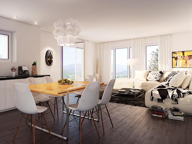 Champagne - Splendide Appartement 3.5 pièces - Vente immobilière