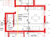 Champagne TissoT Immobilier : Studio 1.5 pièces