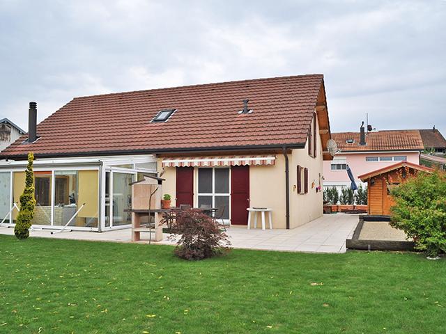 Dizy Einfamilienhaus 4.5 Zimmer