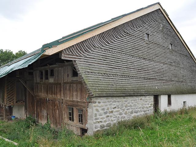 Gillarens Bauernhaus 20 Zimmer