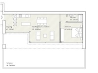 Au TissoT Immobilier : Appartement 2.5 pièces