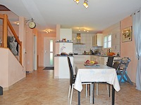 Bien immobilier - Vouvry - Villa 6.5 pièces