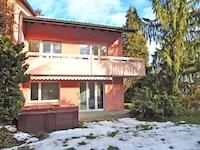 Agence immobilière Egg b. Zürich - TissoT Immobilier : Villa jumelle 6.5 pièces