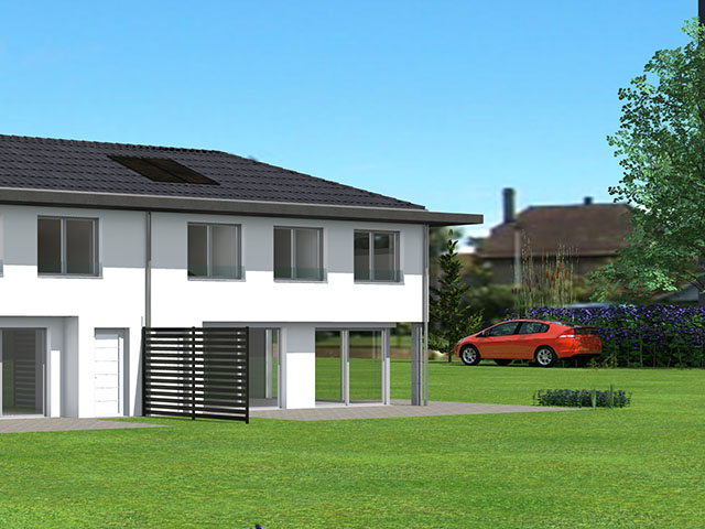 Perroy Semi-detached house 5.5 Rooms
