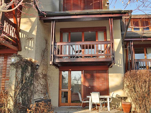 Lausanne Reihen-Mittelhaus 5.5 Zimmer