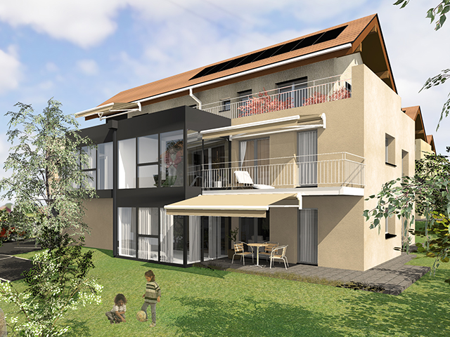 Villars-le-Terroir Flat 4.5 Rooms