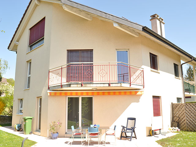 Romanel-sur-Lausanne Semi-detached house 5.5 Rooms