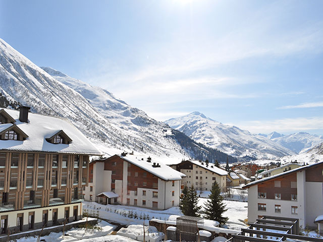Andermatt - Appartement 1.0 Rooms - Sell buy TissoT real estate