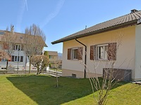 Agence immobilière Bulle - TissoT Immobilier : Villa 5.5 pièces