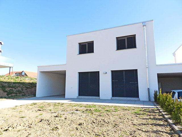 Massonnens - Villa jumelle 4.5 Locali - Vendita acquistare TissoT Immobiliare