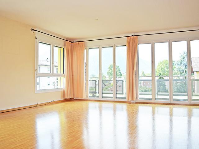 Villeneuve Wohnung 5.5 Zimmer